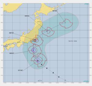 台風15号の千葉県下施設園芸への被害